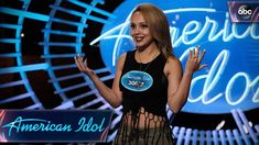"""Jurnee Auditions for American Idol With """"Rise Up"""" by Andra Day - American Idol 2018 on ABC - YouTube"""