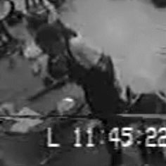 """""""Here is a close up of Eric Harris picking up a cup filled with soda left by students as the massacre began. He tapes a sip to clear the blood from his mouth after his gun recoiled. Columbine High School Shooting, Columbine High School Massacre, Columbine Shooters, Zero Days, Natural Born Killers, Pumped Up Kicks, Natural Selection, School Shootings, Criminology"""