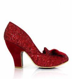 e7598816c66 irregular choice nick of time - Google Search Kitten Heel Shoes