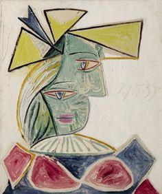 Sotheby's New York presents Pablo Picasso's 'Buste de femme au chapeau'