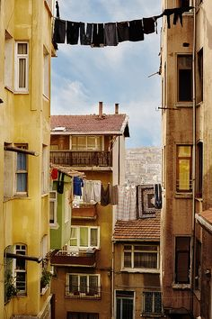 Istanbul, by E.L.A, via Flickr