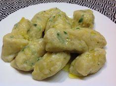 Картофельные ньокки - итальянские клецки. Вкусно, как все в итальянской кухне! https://maksimum-vkusa.blogspot.com/2017/11/blog-post_13.html - Мила Авенирова - Google+
