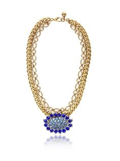Lulu Frost Pendant Necklace at MYHABIT.  $135.