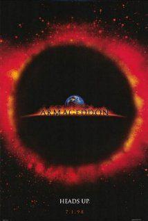Armageddon (1998) - 3/5 astro-nots (get it?)