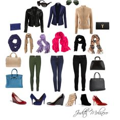 scarves by judith-molinero-fashion on Polyvore featuring VIPARO, Paige Denim, Topshop, Vero Moda, Christian Louboutin, Stuart Weitzman, Gucci, Jil Sander, Casadei and Hermès