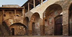 Palazzo Comunale em San Gimignano #viajar #viagem #itália #italy