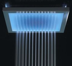 Shower Head and Light