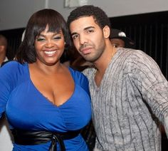 Drake Attends Jill Scott's Fundraising Party In Philadelphia (Photos)