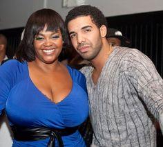 Drake Attends Jill Scott's Fundraising Party In Philadelphia (Photos)