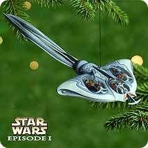 2000 Star Wars - Gungan Sub Hallmark Ornament | The Ornament Shop