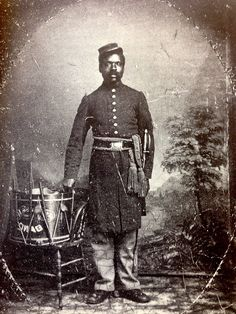 May 28, 1863: the 54th Massachusetts infantry leaves Boston for combat. The 54th was the most famous black regiment of the war.   a soldier in The Massachusetts 54 th Regiment. 1863.