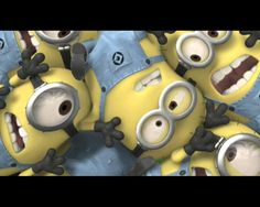 Despicable Me Funny  Wallpaper | Wallpapers for you! - Despicable Me Minions Wallpaper 18595