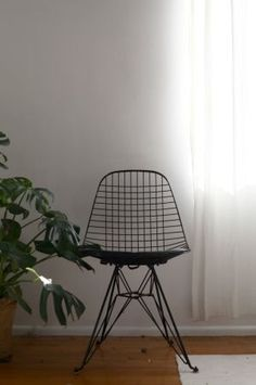 Modernica Wire Chairs