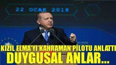 Erdoğan Afrin'deki Askerlerimizi Anlattı - DUYGUSAL ANLAR...