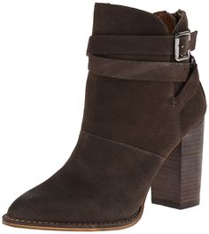 Chinese Laundry Women's Zip It Suede Ankle Boot *** Discover this special boots, click the image : Ankle Boots
