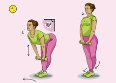 5 EJERCICIOS DE GLÚTEOS At Home Gym, Fitness Goals, Fitness Nutrition, Fitness Motivation, Killer Workouts, Fun Workouts, Physical Fitness, Yoga Fitness, Cable Workout