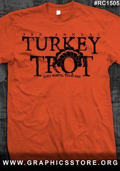 RC1505 Turkey Trot Race Fun Run