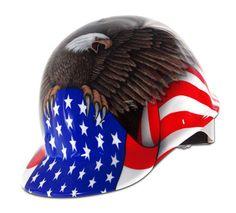 Fibre Metal Spirit of America Hard Hat