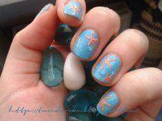 starfish nails, http://www.pinterest.com/giannbrooks/pinterest-most-popular/