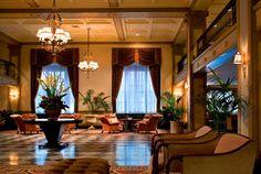 Westin Poinsett Greenville, SC lobby