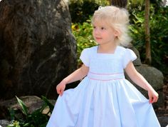 Garden Party Dress by Frances Suzanne   Sewing with Sisters