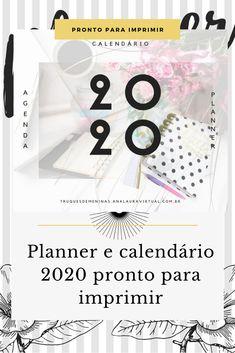 Truques de Meninas Planner, Free Printables, Vape Tricks, Toddler Girls, Ideas, Calendar, Free Printable