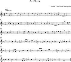 A Chita. Canción Tradicional Portuguesa.