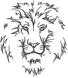King of the Jungle_image Wood Burning Stencils, Wood Burning Crafts, Wood Burning Art, Embroidery Designs, Paper Embroidery, Pyrography Patterns, Wood Carving Patterns, Leather Tooling Patterns, Urban Threads