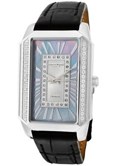 Price:$129.00 #watches Christian Bernard WA599ZWO4, Contemporary with a jewellery spirit which frames time, immortilizing exceptional moments Cute Watches, Christian, In This Moment, Contemporary, Luxury, Frames, Spirit, Accessories, Jewellery