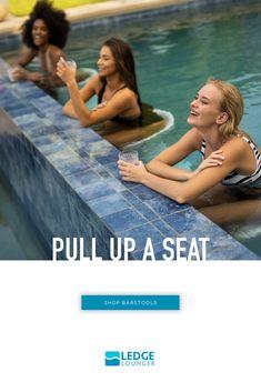 Luxury Swimming Pools, Dream Pools, Swimming Pools Backyard, My Pool, Pool Fun, Above Ground Pool Landscaping, Pool Landscape Design, Intex Pool, Backyard Pool Designs