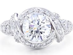 Engage ring from Tiffany