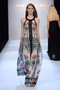Spring Summer 2016 Fashion show -