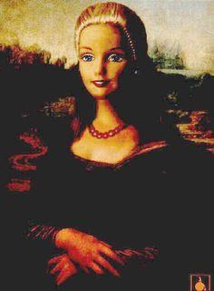MONA LISA, Sintra Toy Museum, Leo Burnett Lisbon, Museu Do Brinquedo, Printwerbung, Außenwerbung, Kreative Werbung