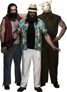 The Wyatt Family #WWE #wrestling