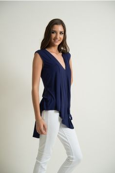 CLOSÉ BLUSA MISTELA - Este verano enamórate del azul #moda #verano #azul