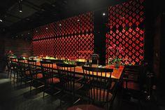 restaurants inspiration / branding | EN restaurant by PRISM DESIGN, Shanghai