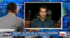 Son Of Hamas Founder Speaks Out About Why He Defected And What Hamas Is Planning