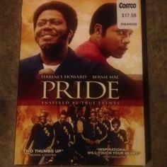 Awesome inspirational movie that's based on true events. Jim Ellis, a schoolteacher, who changed lives forever when he founded an African-American swim team in one of Philadelphia's roughest neighborhoods.