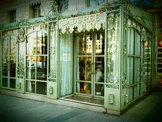Laduree - My favorite patisserie in #Paris. It's a must visit!