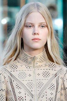 Pat McGrath's Psychedelic Makeup Moment for Louis Vuitton Resort