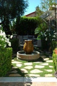 Mexican Fountain Garden