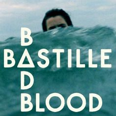 Bastille - Bad Blood album art