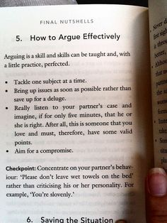 good relationship advice