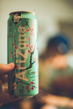 Drink an Arizona Green Tea
