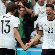 Victorious Germany dominate but Northern Ireland keep the score down