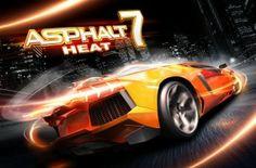 Asphalt 7 Android Oyunu