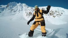 The Fourth Phase: How Travis Rice Survived a HEAVY Avalanche
