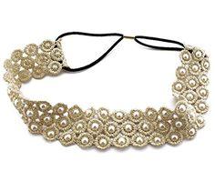 pearl fashion headbands