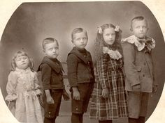 Little girl on the end deceased...
