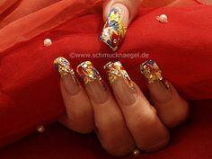 Nail Art-Motivo 46 http://www.schmucknaegel.de/